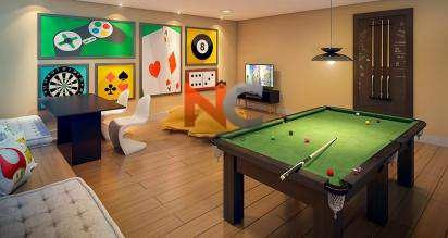 Apartamento Com 2 Dorms, Santo Antônio Da Prata, Belford Roxo - R$ 176 Mil, Cod: 75 - V75