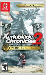 Xenoblade Chronicles 2 Torna Nintendo Switch Golden Country