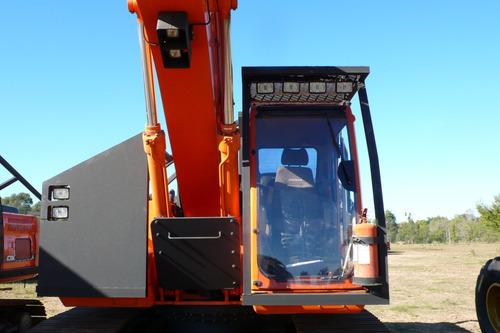 Harvester Forestal Dossan 7870hs Cabezal Sp 3300hs Y Repues.