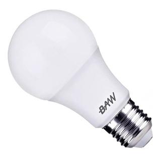 Lampara Led Bulbo Foco 12w Luz Fría E27 220v Baw A60
