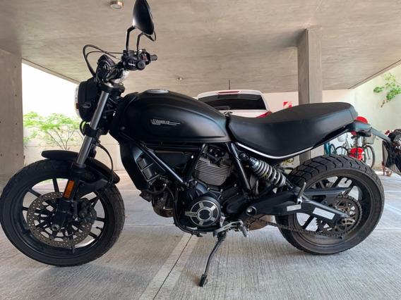 Ducati Scrambler 400 Sixty2 Customizada