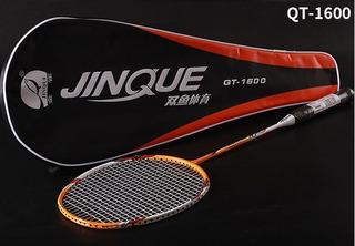 Raqueta Badminton Jinque Qt1600