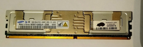Memoria Ecc Servidor Original Samsung 2x8 Gb