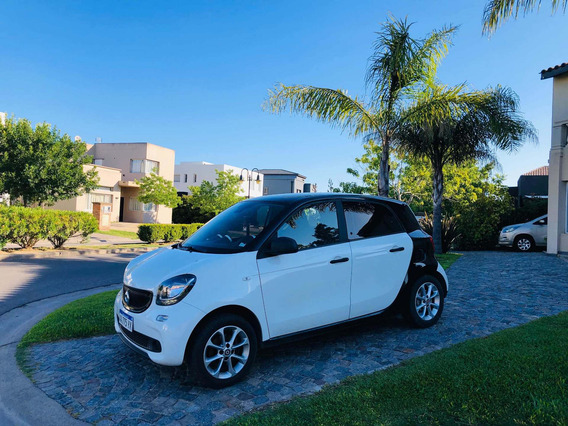 Smart Forfour 1.0 City 2016