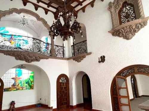 Casa Con Uso De Suelo En Renta Polanco