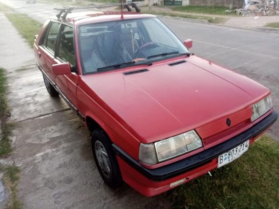 Renault R11 Color Rojo 4 Puertas Motor Original 1.6