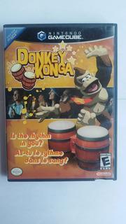 Donkey Konga(solo Juego) Completo Para Gamecube