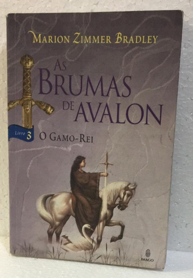 As Brumas De Avalon Livro 3 Marion Zimmer Bradley Ed Imago