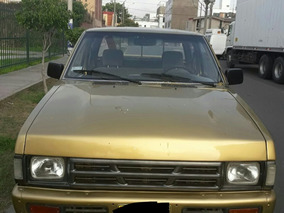 Nissan Fiera Fiera K24 Dual Glp