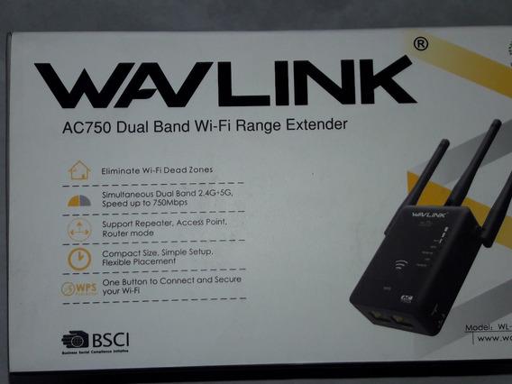 Router Wifi Largo Alcance 750 Mbps Doble Banda Simultanea