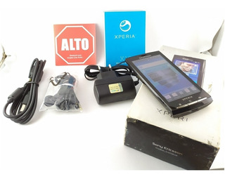 Celular Sony X10 Original Android 2.3 Vitrine