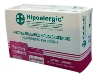 Parche Ocular Adhesivo Hipoalergic X20u Pediatrico / Adulto