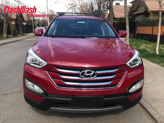 Hyundai Santa Fe Gls 2.4 2014