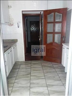 Apartamento Com 3 Dormitórios Para Alugar, 84 M² Por R$ 2.000/mês - Vila Parque Jabaquara - São Paulo/sp - Ap0073