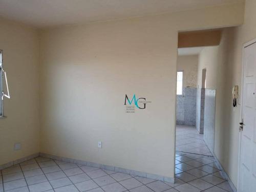 Imagem 1 de 7 de Apartamento Com 2 Dormitórios, 44 M² - Venda Por R$ 80.000,00 Ou Aluguel Por R$ 1.000,00/mês - Miriambi - São Gonçalo/rj - Ap0301