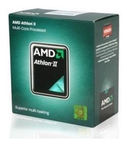 Proc. Amd Athlon Ii X2 250 3.0ghz - + Pasta + 8gb Ddr2 2x4gb