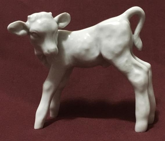 Figura Colección Porcelana Alemana Meissen 8cm Alto Sellada