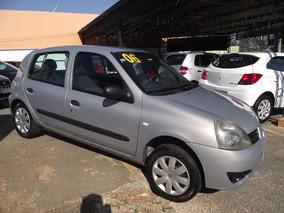 Renault Clio 1.0 Expression Hi-flex 2006 Completinho Novo