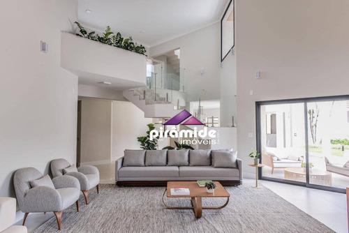 Casa À Venda, 510 M² Por R$ 4.500.000,00 - Jardim Das Colinas - São José Dos Campos/sp - Ca5343