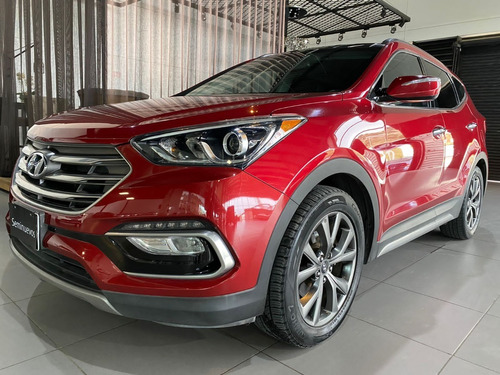 Imagen 1 de 15 de Hyundai Santa Fe 2017 Sport Turbo