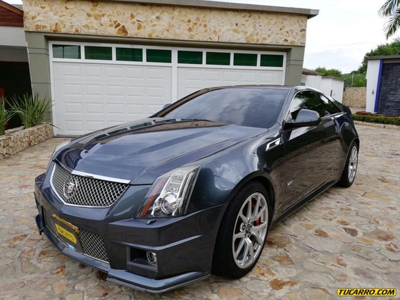 Cadillac Cts At 6200cc