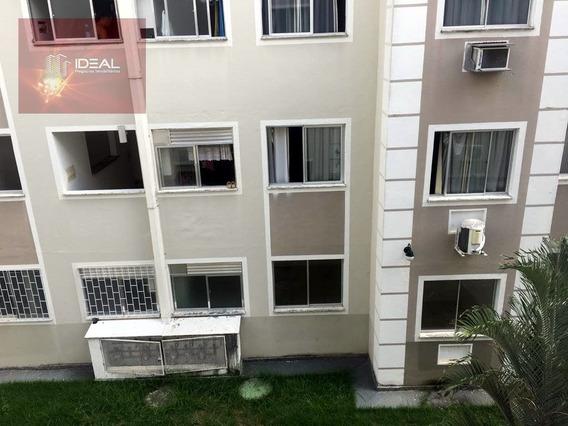 Ótimo Apartamento No Jockey - 8792