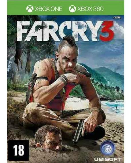 Farcry 3 - Xbox One / Xbox 360