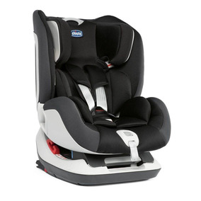 Cadeira Auto Seat Up 12 - Jet Black - Chicco - Preto