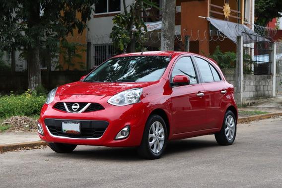 Nissan March Advance Aut Navi