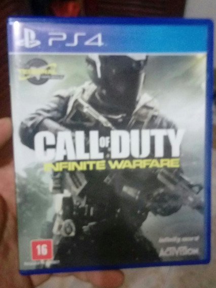 Jogo Call Of Duty Infinite Warfare Playstation 4 Sup Barato