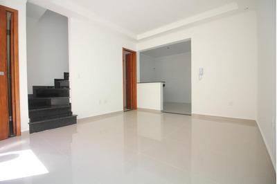 Sobrado Em Santana, 2 Dormitórios, 2 Suites, Pronto Pra Mora, 2 Vagas, Condomínio Fechado. - Ca0837