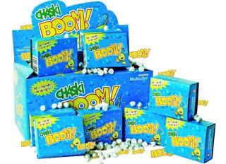 Chaski Boom 24 Cajitas X 30 Multicolor Fuegos Artificiales