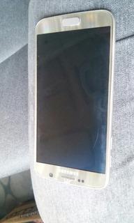 Sansung S6 Dourado 32 Gb
