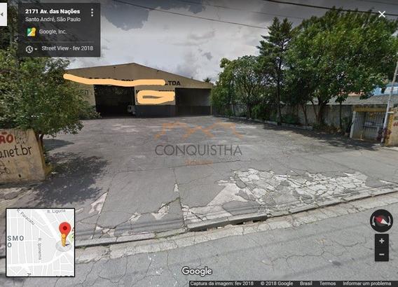 Galpao - Parque Capuava - Ref: 2055 - V-4239