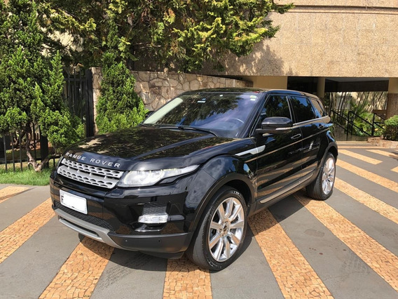 Evoque Prestige Tech 2.0 Aut 2012