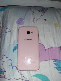 Celular Samsung Galaxy A5 2017 Rosa