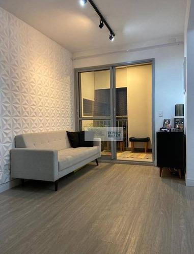 2 Dormitórios - Lazer Completo - Terraço - Ap4950