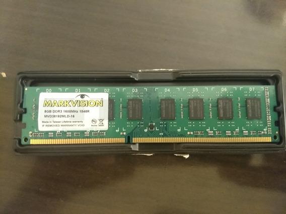 Memória Ddr3 1600 Mhz - 8 Gb - Markvision