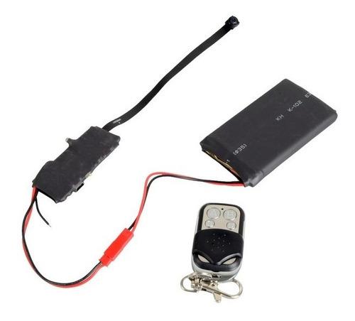 Mini Cámara Espía Batería 24 Horas Sony Fullhd 1080p 16gb