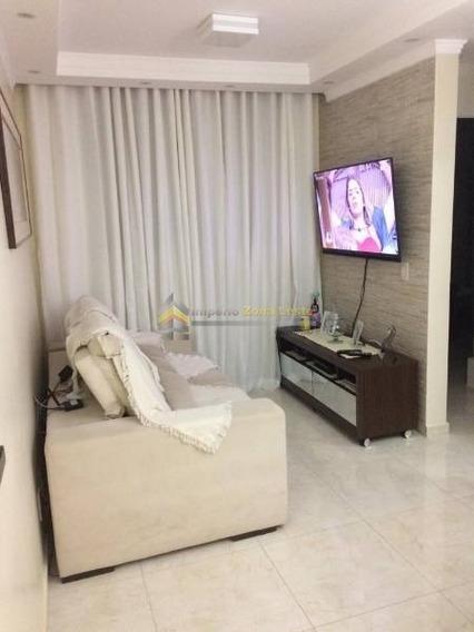Apartamento Em Condomínio Padrão No Bairro Ermelino Matarazzo, 2 Dorm, 1 Vagas, 44 M - 3344