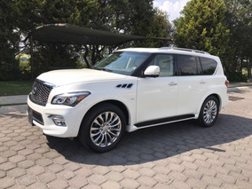 Infiniti Qx80 Perfection 5.6l, Modelo 2017
