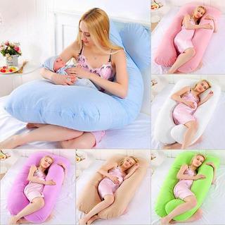 Almohada Maternal/lactancia/problemas De Espalda/con Funda