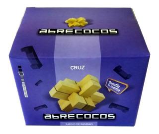 Abrecocos Juego De Ingenio Madera Cruz