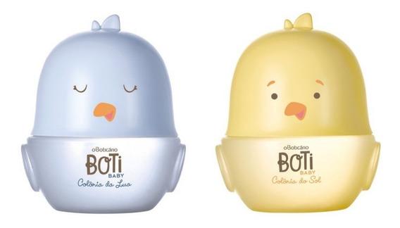 Kit Boti Baby Colônia Do Sol E Da Lua Boticario 100ml Cada