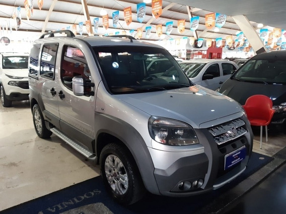 Doblò 1.8 Mpi Adventure Xingu 16v Flex 4p Manual 75069km
