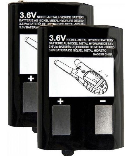 Bateria Recarregável 3,6v 650mah Para Motorola Talkabout