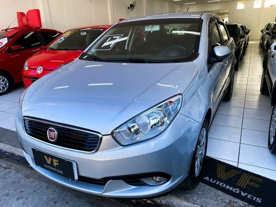 Fiat Grand Siena 2017 1.4 Attractive Flex 4p