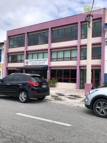 Imagem 1 de 11 de Sala Para Alugar, 55 M² Por R$ 2.000,00/mês - Residencial Das Estrelas - Barueri/sp - Sa0134