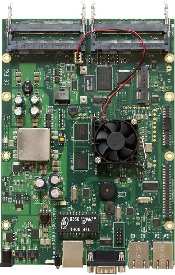 Routerboard Mikrotik Rb800 Powerpc Mais Barata Do Ml !!!