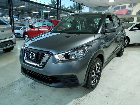 Nissan Kicks S 1.6 16v Flex Cvt Aut 2020/2020 0km